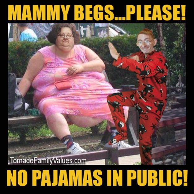 pajamas public