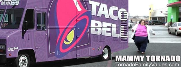 mammy tornado taco bell