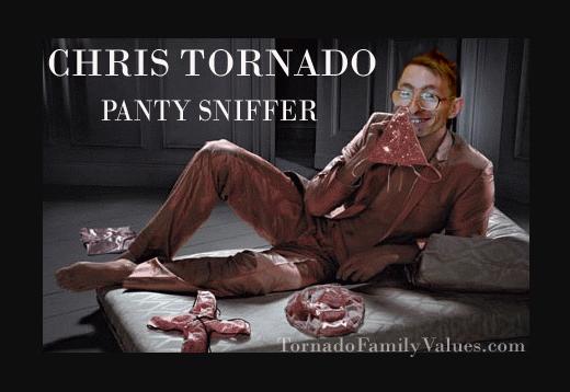 panty sniffer