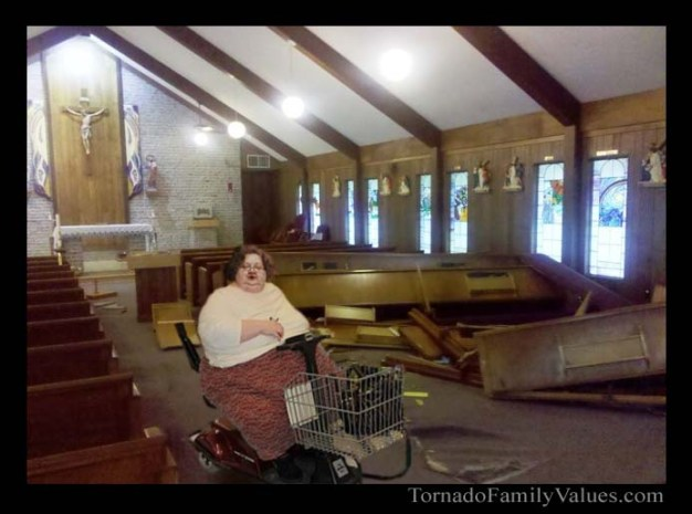 mammy tornado church