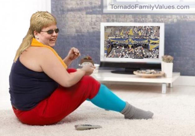 Tammy Tornado marathon