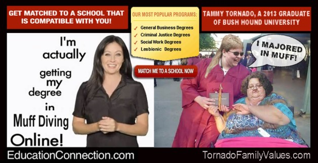 Tammy Tornado Education Connection