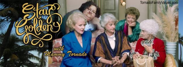Golden Girls Mammy Tornado