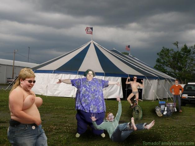 Mammy Tornado Family Camping