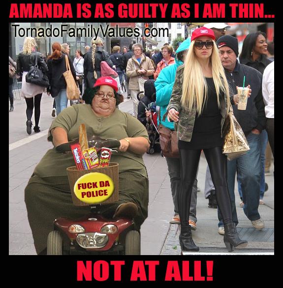 Amanda Bynes Mammy Tornado