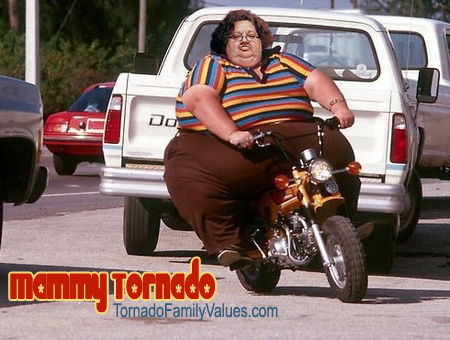 Mammy Tornado Bike