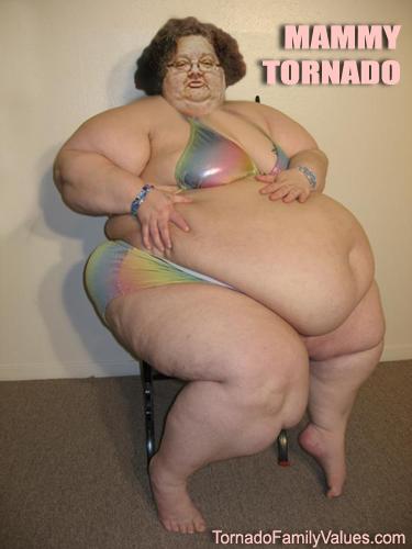 Mammy Tornado Bikini Heat