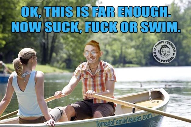 Chris Tornado Boat