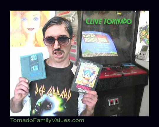 Clive Tornado Games