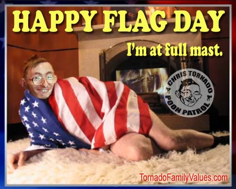 Chris Flag Day