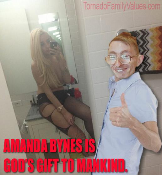 Chris Tornado Amanda Bynes