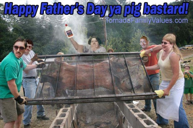 roast fathers day