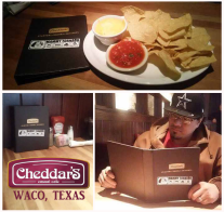 CHEDDARS CAFE WACO TX