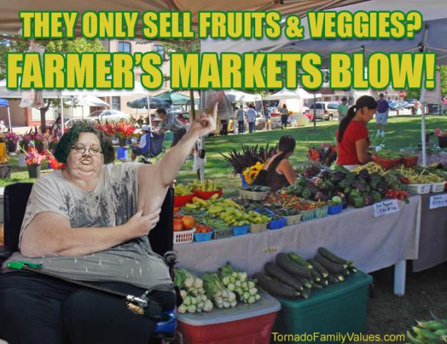 FARMERS MARKETS BLOW
