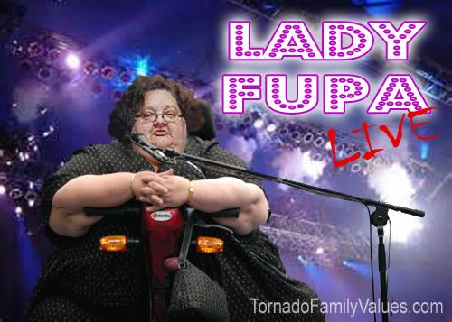 lady fupa