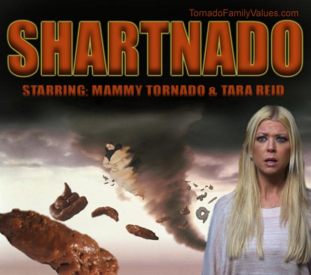 SHARKNADO SHARTNADO