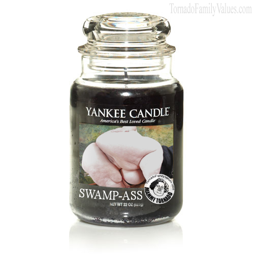 YANKEE CANDLE SWAMPASS