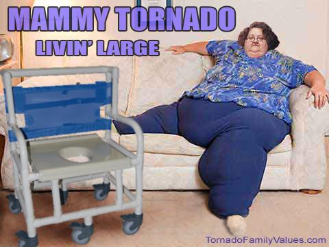 Mammy Tornado Livin Large