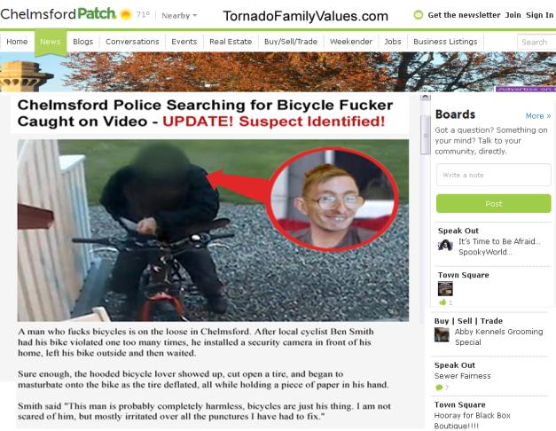 Bicycle Fucker
