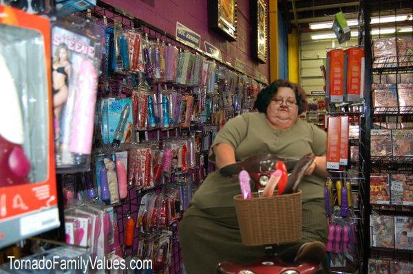 porn shop