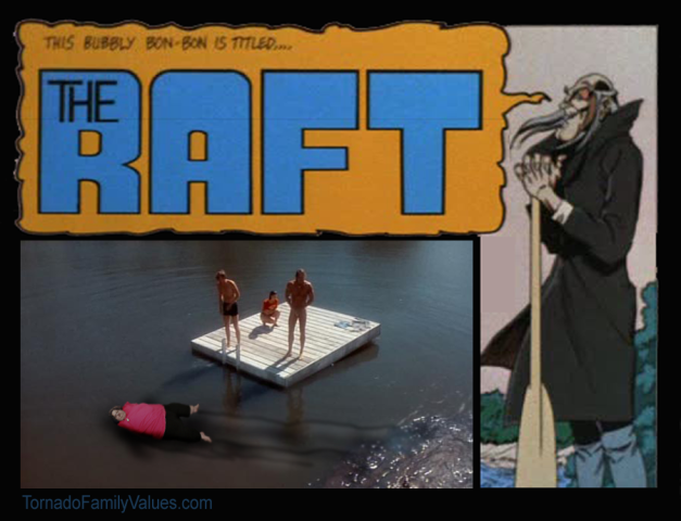 Creepshow 2 The Raft
