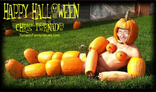 halloween pumpkin suit