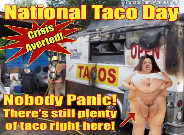 taco day crisis