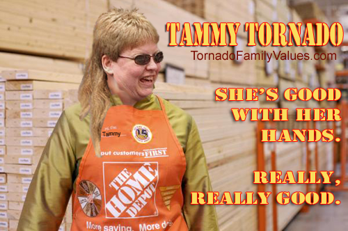 tammy home depot