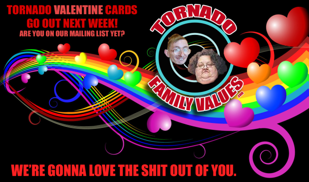 Valentine Card Promo