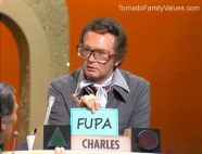 Charles Nelson Reilly Loves Fupa