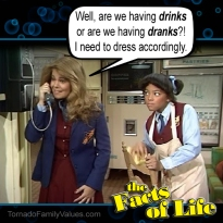 drinks dranks blair facts of life