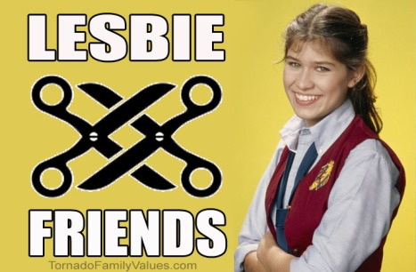 Facts of Life Jo Lesbian Friends