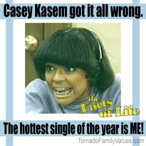 Facts of Life Tootie Hottest Single of the Year is Me