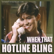 HOTLINE BLING JO POLNIACZEK FACTS OF LIFE