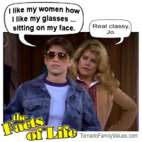jo bair facts of life lesbian like my women how I like my glasses sitting on my face