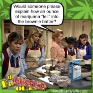 jo blair facts of life busted weed marijuana