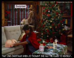 jo blair facts of life christmas surprise