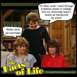 jo blair facts of life college lesbian phase