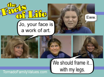jo blair facts of life lesbian femslash work of art