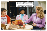 jo blair facts of life lesbian thanksgiving dark meat