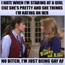 jo blair facts of life lesbians gay af