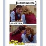 jo blair facts of life snatching kisses kissing snatches ig