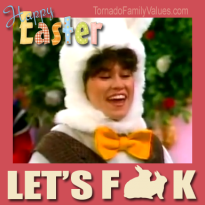 jo facts of life easter bunny