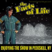JO FACTS OF LIFE SNOW IN PEEKSKILL