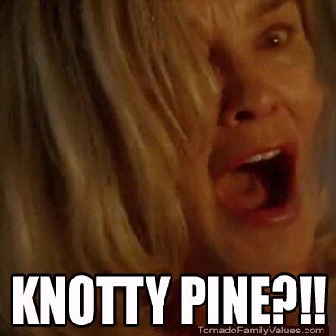 knotty pine Fiona AHS Coven meme