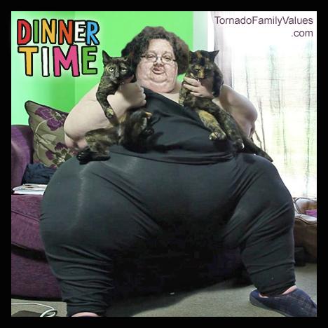 dinner time mammy tornado