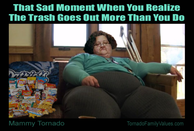 trash mammy tornado