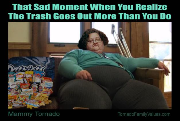trash mammy tornado