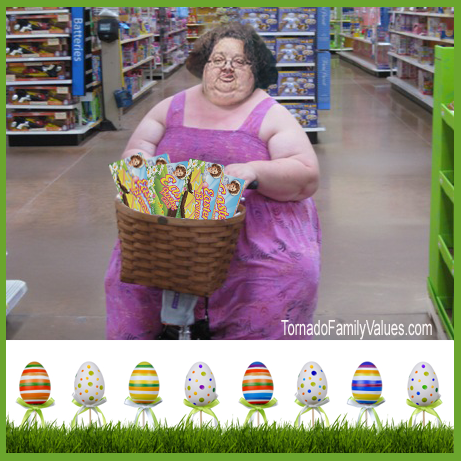 easter little debbie