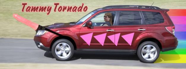 tammy tornado lesbaru